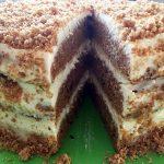 Cum arată un tort de morcovi la interior