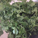 Pătrunjel pentru salată tabbouleh sau salată de pătrunjel